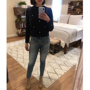 AG Sofia Ankle Jeans